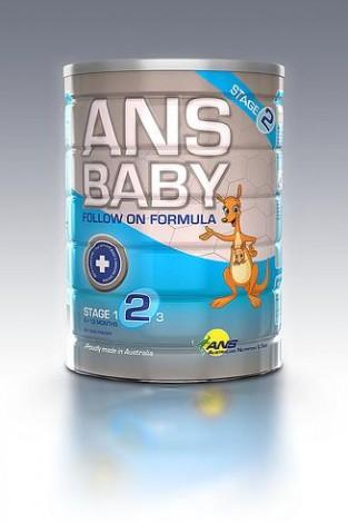 ANS 嬰兒配方奶粉(延續奶粉)