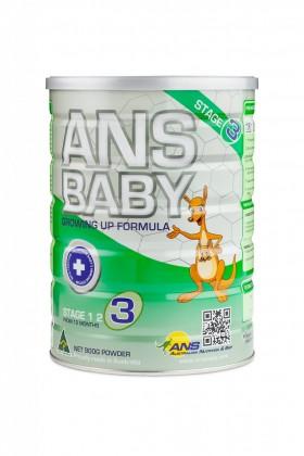 ANS 婴儿配方奶粉 (成长奶粉)