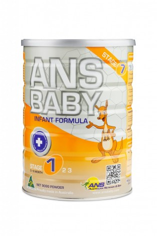 ANS嬰兒配方奶粉(起始配方奶粉)