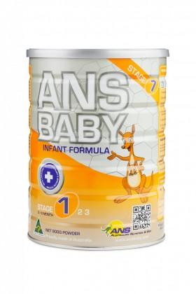 ANS 嬰兒配方奶粉 (起始配方奶粉)